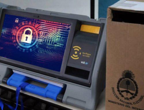 Participación en el debate sobre el Voto Electrónico