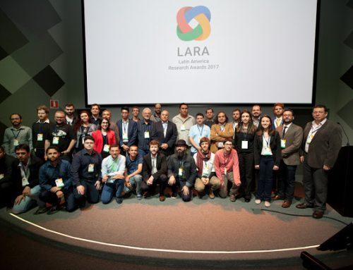 Premio Google a integrantes del ICC