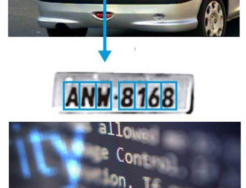 Nuevos métodos para el reconocimiento automático de vehículos