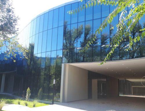 Avances del nuevo edificio Cero + Infinito