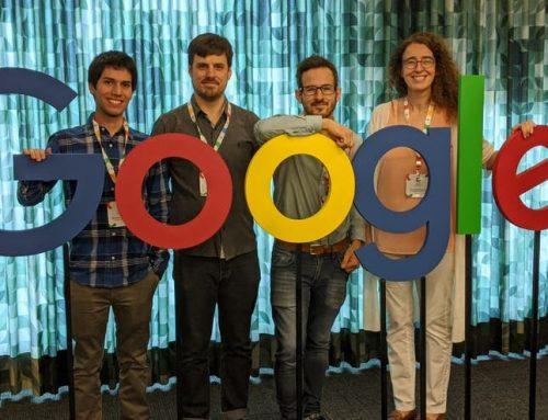 Nuevamente investigadores del ICC fueron premiados por Google